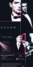 """Falco """"Symphonic"""" Erschien 2008! 12 Live-Songs plus vier Bonustracks! Neue CD"""
