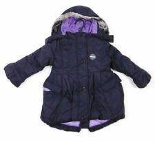 Manteaux, vestes et tenues de neige gris avec capuche pour fille de 6 à 7 ans