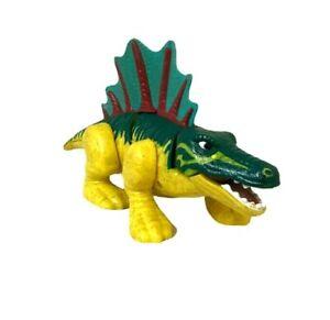 Mattel Dinosaur Toy Imaginext Spiny Dimetrodon Walking Roaring Moving L9511 2007