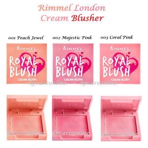 Rimmel London Royal Cream Blush Blusher-  3.5 g - Choose Your Shade