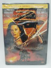 The Legend of Zorro (DVD, 2006, Widescreen) New Sealed