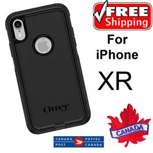 Otterbox Commuter Box iPhone XR Brand New Black