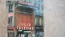 33 TOURS / LP--JULIO IGLESIAS A L'OLYMPIA ALBUM 2 DISQUES