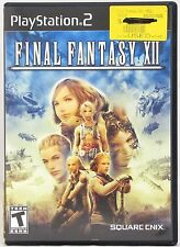 Final Fantasy XII (Demo Edition) Sony PlayStation 2 2005 PS2 Video Game Complete