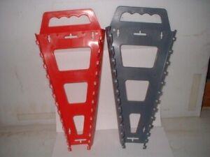 Hansen Locking Wrench Rack Organizer SAE & Metric 5301, 5302 USA