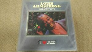 Louis Armstrong – Greatest Hits CBS 21058
