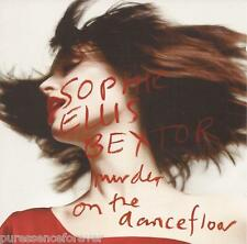 SOPHIE ELLIS-BEXTOR - Murder On The Dancefloor (UK 4 Tk Enh CD Single)