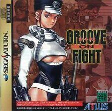 Gohketsuji Ichizoku 3 Groove on fight Saturn SS Power Instinct Gouketsuji Ichizo