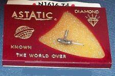 Astatic STYLUS NEEDLE for Columbia (CBS) DSN-16 DSN 21 690-D7 PU-1557 PU-1623