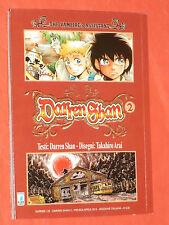 DARREN SHAN- N° 2- di 7- DI-TAKAHIRO ARAI-MANGA-STAR COMICS-vampire's assistant