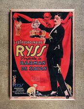 Barman de Satan Magnet - Magician Ryss Liquor Magic Illusion Beer Imp French