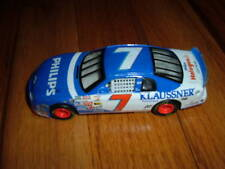 1997 Mattel KLAUSSNER FURNITURE Philips Toy Race Car