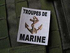 ...:: Troupes de marine ::...   PATCH SCRATCH pour les Marsouins anciens TDM