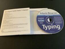 Mavis Beacon Teaches Typing Verison 17 New in Sleeve