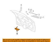 Buick GM OEM 02-07 Rendezvous Wiper-Rear Window Motor 10422078