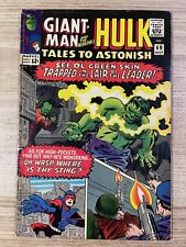 Tales to Astonish #69 (Marvel Comics) Hulk and Giant-Man appearance