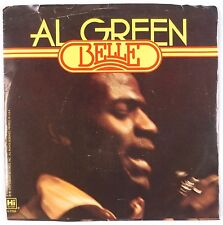 AL GREEN: Belle USA HI Funk Soul 45 w/ PS Rare Sleeve