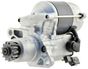 Remanufactured Starter  Wilson  91-29-5462