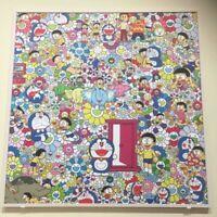 Doraemon Exhibition 2017 Multi Cloth Takashi Murakami cute kawaii Japan DHL NEW