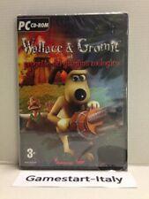 WALLACE & GROMIT NEL GIARDINO ZOOLOGICO - PC COMPUTER VIDEOGIOCO NUOVO SIGILLATO