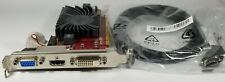 ASUS AMD Radeon HD 5450 1GB DVI HDMI Cable Windows 10 Video Card Full