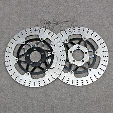 Front Brake Disc Rotor For Kawasaki ZXR750 91-95 ZZR1100/1200 Ninja ZX-7 ZX-7RR