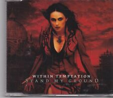 Within Temptation-Stand My Ground cd maxi single 2 tracks