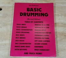 Joel Rothman's Basic Drumming - Revised Edition