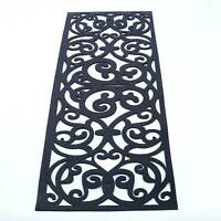Outdoor Rubber Stair Treads Non Slip Anti Trip Step Cover Mat Staircase Pads