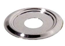 Abdeckrosette für Türspion D 14mm vernickelt Metallrosette Spion