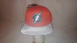 DC Comics The Flash Snapback Hat Netted Accent Cap Brand New!!!