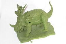 vintage Aurora dinosaur model kit styracosaurus spiked prehistoric scenes 1971