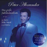 """PETER ALEXANDER """"DAS GROSSE JUBILÄUMSALBUM..."""" CD NEU"""