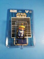 Star Wars Droid Factory Rare Sombrero Hat Figure Unused Letters r2 d2 unit(L3