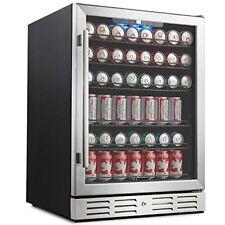 "Kalamera 175 Can/Bottle 24"" Beverage Refrigerator 175 Can Built-in WAS $699.00"