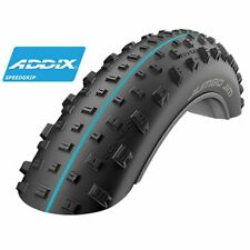 SCHWALBE Jumbo Jim Liteskin Tire 26 x 4.0 EVO Folding Bead Black with Addix