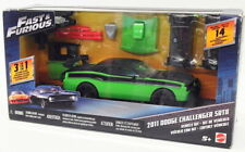 Mattel 1/32 Scale FCG52 - Fast & Furious 2011 Dodge Challenger 3 In 1 Kit