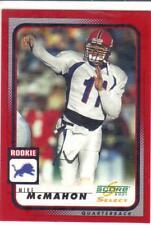 2001 SCORE SELECT #ed 053/275 MIKE McMAHON #280 Detroit Lions
