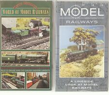 World Of Model Railways / A Lineside Look At Model Railways - Transport Film VHS
