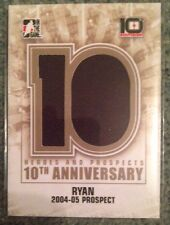 2013-14 ITG Heroes And Prospects Bobby Ryan Owen Sound Attack Jersey 70 Made
