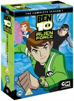 Nuevo Ben 10 - Alien Force Temporada 1 DVD (1000122042)