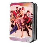 Kpop SF9 Mini 5th Album Polaroid Lomo Photo Card Sensuous HD Photocard Cards