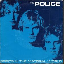 "45 TOURS / 7"" SINGLE--THE POLICE--SPIRITS IN THE MATERIAL WORLD--1981"