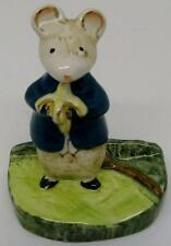 KITTY MACBRIDE~A SNACK~#2531 BESWICK ENGLAND MOUSE FIGURINE~EXC PRE-OWNED COND