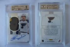 2012-13 Panini Dominion #143 Jaden Schwartz 9/9 auto rookie patch patch RC RARE