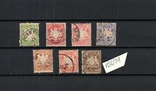 Deutsches Bayern - Set Of Postally Used Old Stamps - Unchecked Lot ( Bay - 29)