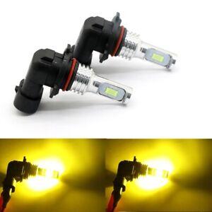 100W 9006 Fog Light For Lexus LS460 2007-2012 LED Yellow HB4 Foglight Bulbs Kit