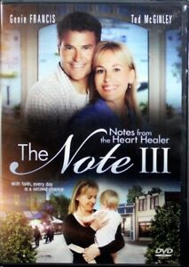 The Note III Brand NEW DVD Starring Genie Francis Ted McGinley Based on novel