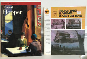 Edward Hopper By Marling & The Art of Painting Barns and Farms By Uldis Klavins