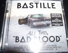 Bastille All This Bad Blood Expanded (Australia) 2 CD Edition - New